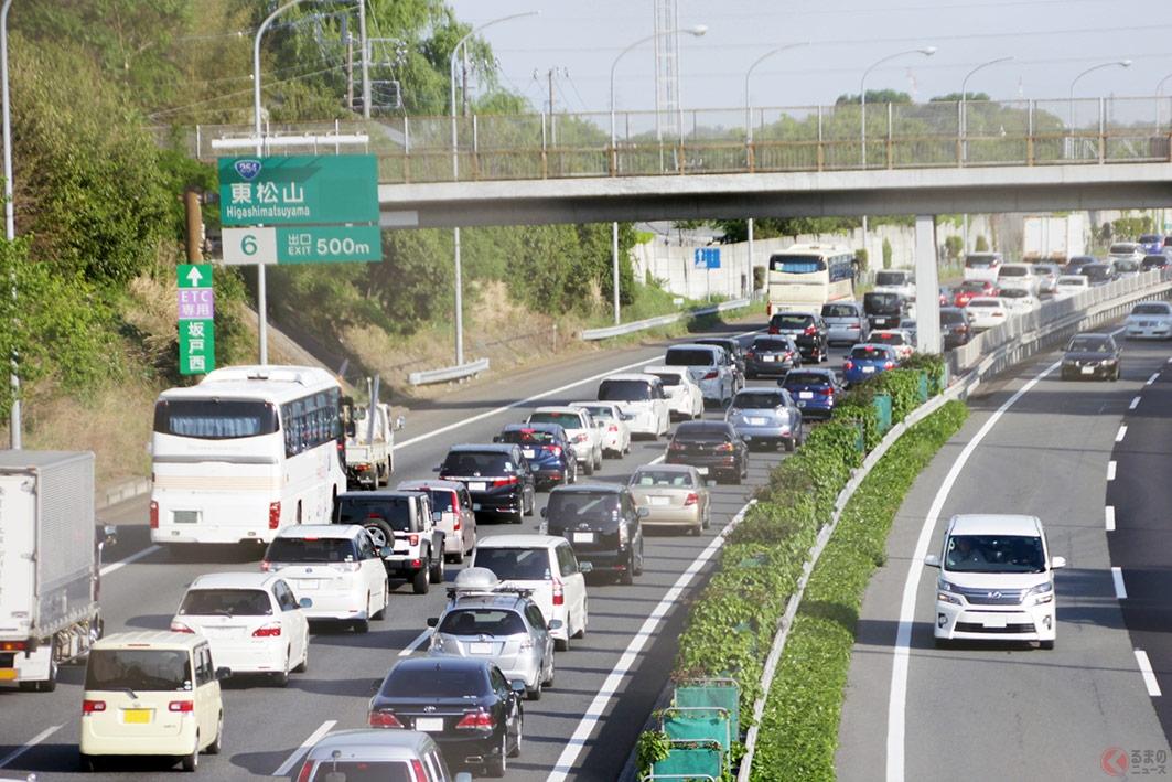 今年のお盆渋滞は減少? ウィズコロナで交通量が変化 検挙率の増加にも影響か