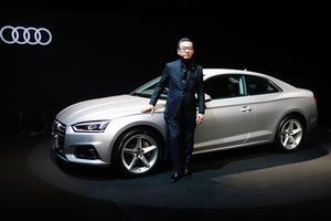 アウディA5/S5がフルモデルチェンジ。待望のFFモデルも新規導入決定!A5が546万円也