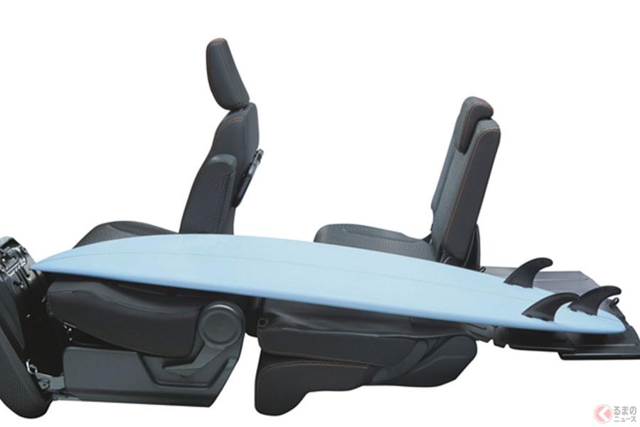 N-VANのライバル現る!? ハスラーのスライドドア版? スズキ新型「スペーシアギア」登場! アクティブ感満載派生モデル