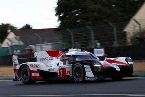 ル・マン24時間:予選2回目で2台のトヨタTS050ハイブリッドがワン・ツーを占める。7号車が首位