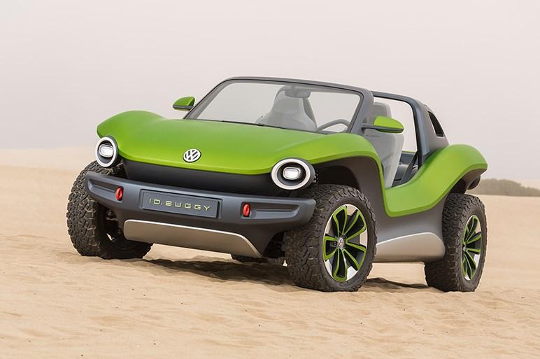 VWがつくる現代版デューンバギーの試作車に試乗。現実的なスペックで市販化も検討中か?