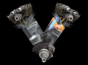 【簡単解説】エンジンの気筒休止って、本当に止まってるの!?