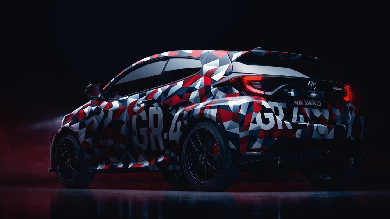 【動画】GRヤリスことヤリスGR-4の世界初公開はやはり東京オートサロン2020、ついにトヨタが正式発表