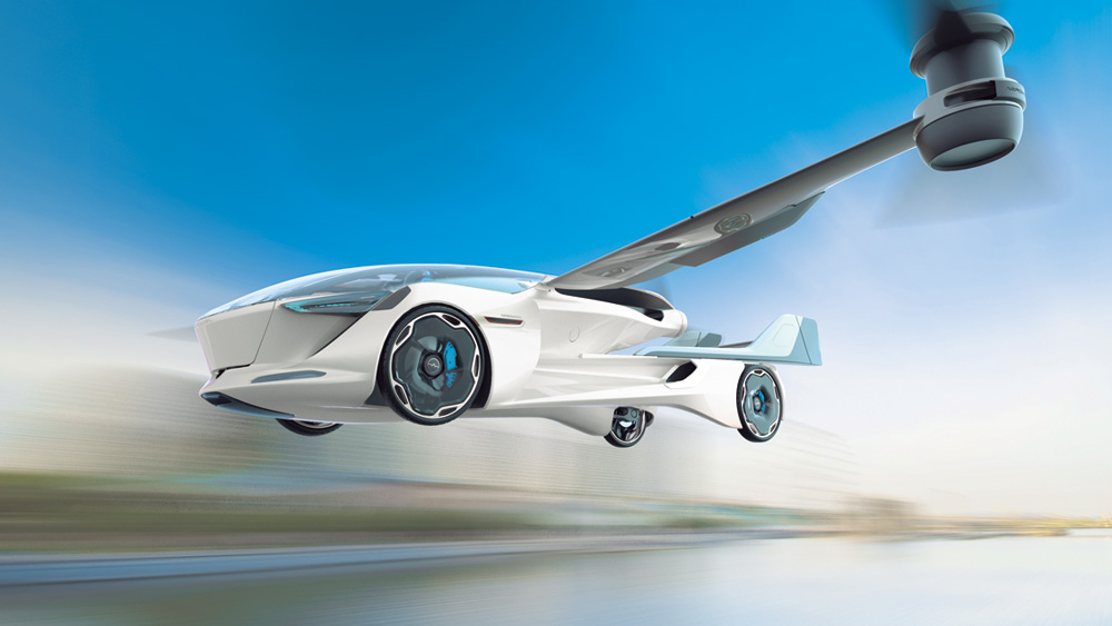 どれに乗ってみたい?カッコよすぎる「空飛ぶクルマ」の注目試作機3選
