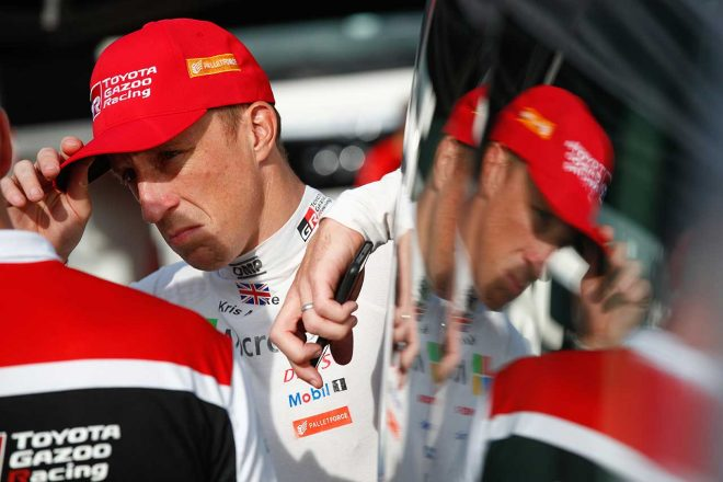 「WRCに一度さよならを」。2019年をトヨタと戦ったクリス・ミーク、2020年はシリーズ不参戦か