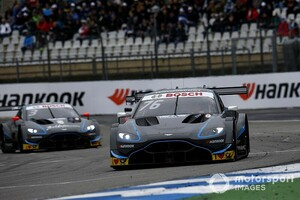 【DTM】R-モータースポーツ/アストンマーチン、DTMから1シーズン限りでの撤退を発表