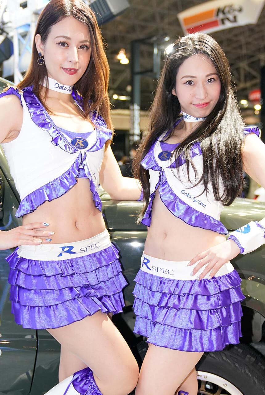 【東京オートサロン2020】綺麗所を集めました! キャンギャル&コンパニオン フォトギャラリー(その14)