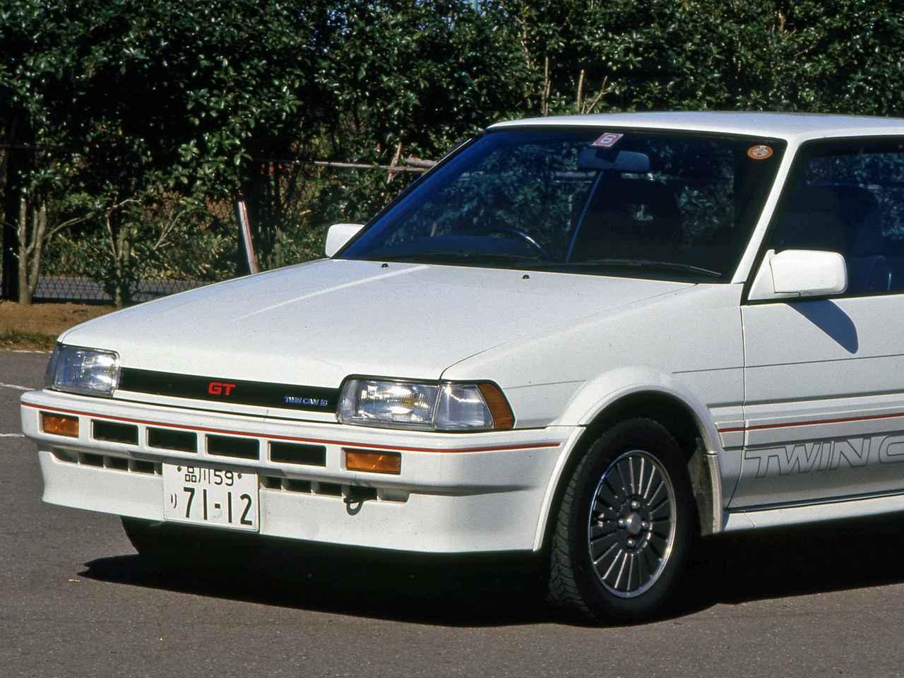 【昭和の名車 156】カローラの2BOX版「FX」には、ファン待望の1600GTも登場した