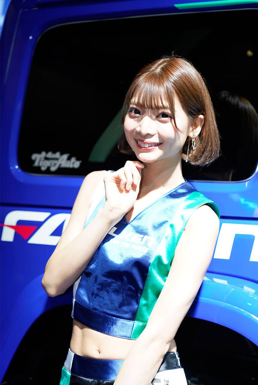 【東京オートサロン2020】綺麗所を集めました! キャンギャル&コンパニオン フォトギャラリー(その15)