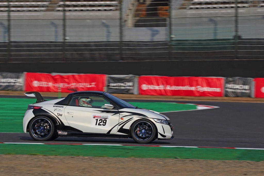 「200馬力仕様のS660がついに走り出した!」レーシングドライバーも大喜びの動力性能!