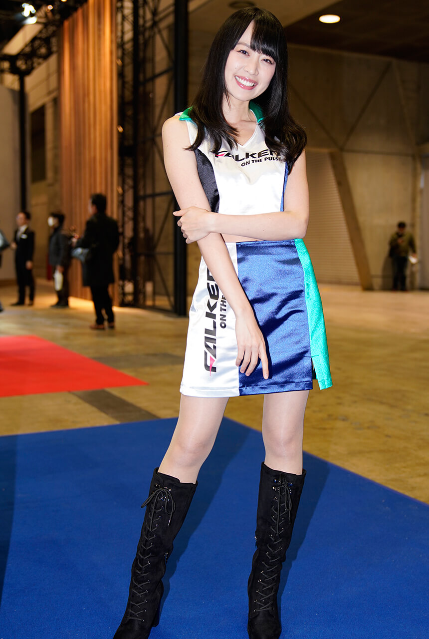 【東京オートサロン2020】綺麗所を集めました! キャンギャル&コンパニオン フォトギャラリー(その16)