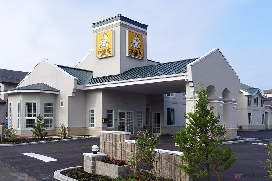 サービスエリアの宿泊施設 東北自動車道「長者原SA」に「E-NEXCO LODGE」オープン決定