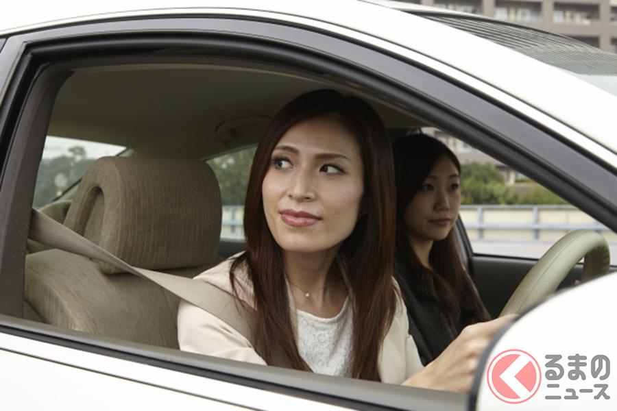違反切符ないから? 義務化10年超も一般道の後席ベルト着用率39.2%! 高速道とは意識の違いか