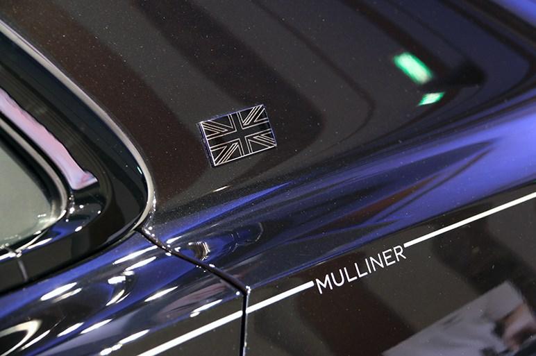 内外装を注文制作する豪華版ベントレー、マリナーモデル3台が日本で公開に