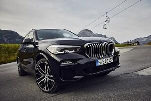 新型BMW X5のプラグインハイブリッド仕様「X5 xDrive45e」が本国で発売へ