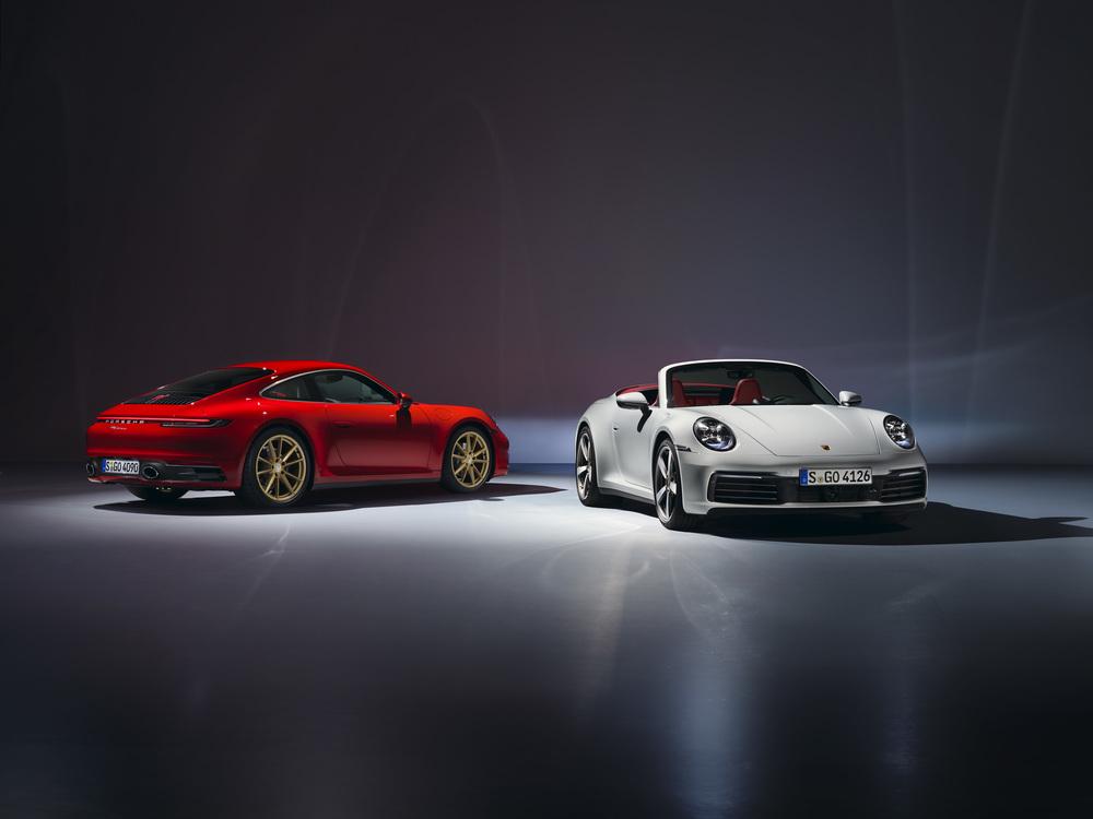 新型ポルシェ 911 カレラ&911 カレラ カブリオレの予約受注スタート! 車両価格は1335万円から