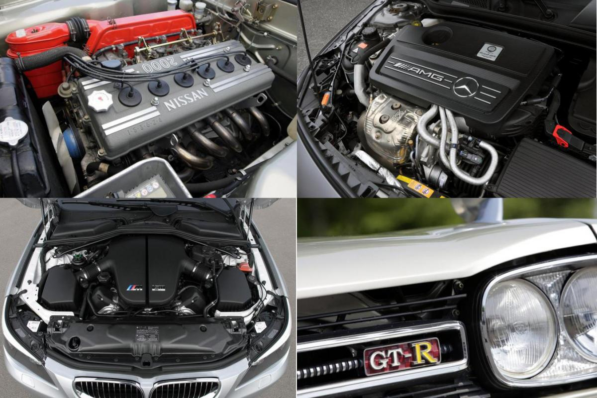 レーシングドライバーの心に響いた! エンジンだけで乗る価値のあるクルマ3選