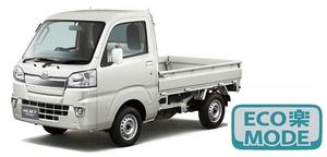 ダイハツ ハイゼット・トラック MT車に副変速機「エコパック」をオプション設定