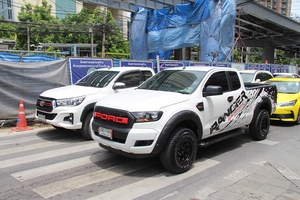 タイ・バンコクで見た日本メーカーの戦場 世界一熱いSUV市場の現状を見る