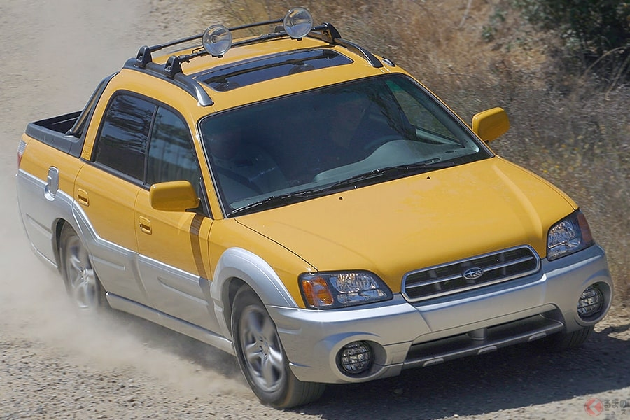 「レガシィ」のトラックに「インプレッサ」のSUV!? スバルの珍車5選