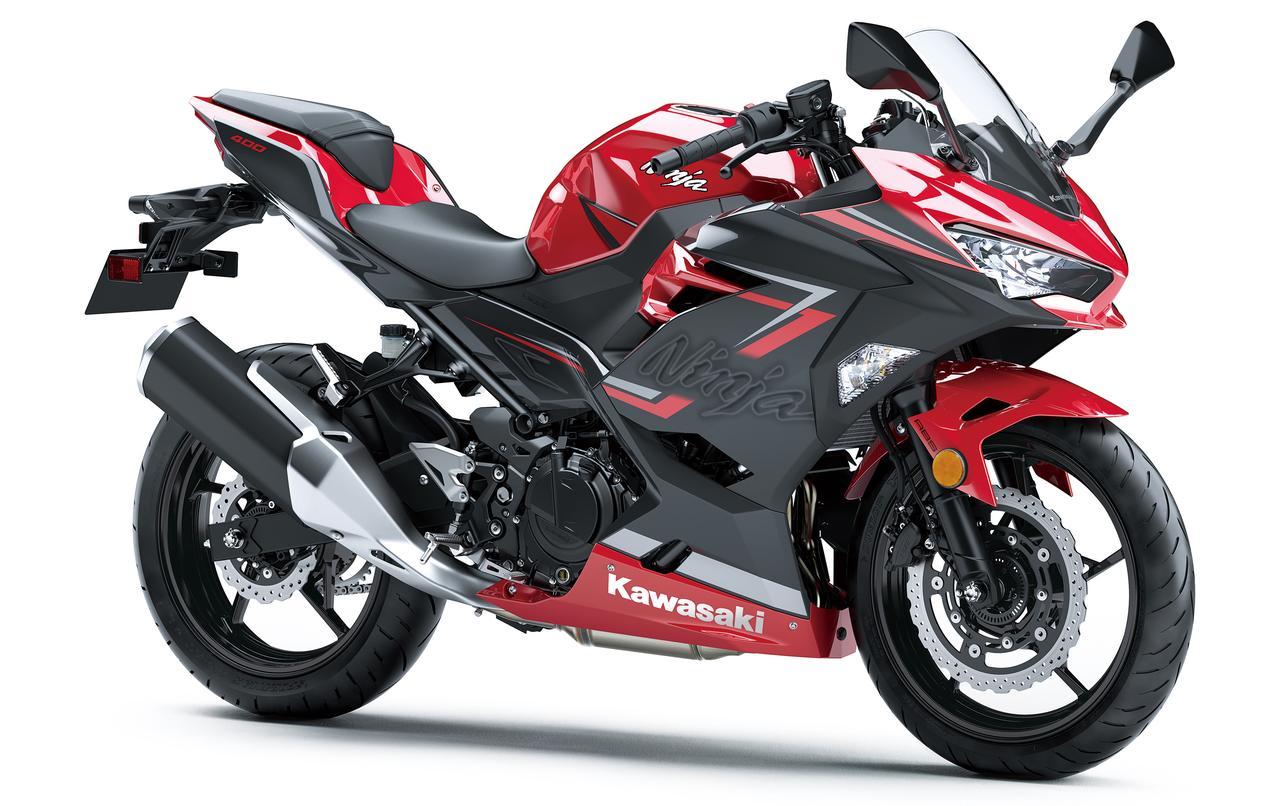 カワサキ「Ninja400」を解説&インプレッション! Ninja250と同じシャシーにパワフルなエンジンを積んだ軽量スポーツバイク
