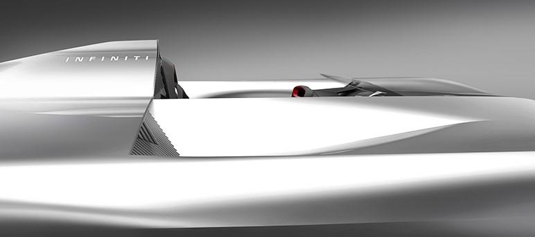 インフィニティ、プロトタイプ10のスケッチ公開 23日にペブルビーチで世界初披露へ