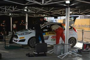 国沢光宏がドイツで大暴れ! WRCにフォードでガチ参戦その3