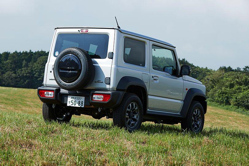 """""""軽""""では得られない魅力とは?──新型ジムニーシエラ公道試乗記"""