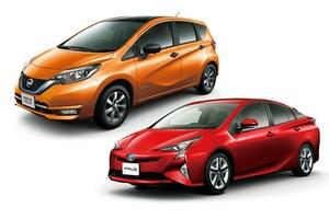 「日産 ノート」も「トヨタ プリウス」も販売台数は前年比割れ 電動化だけでは売れない時代になりつつある