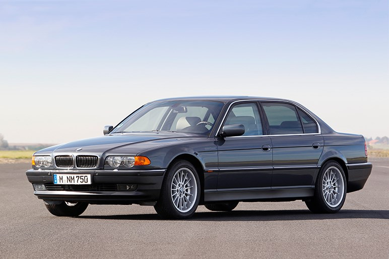 本日発表! 新型「BMW 7シリーズ」がハイテク満載でデビュー