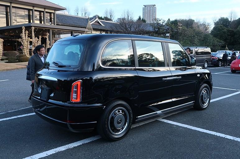 日本でも買える新型ロンドンタクシーTX。実車の詳細をレポート(写真37枚)