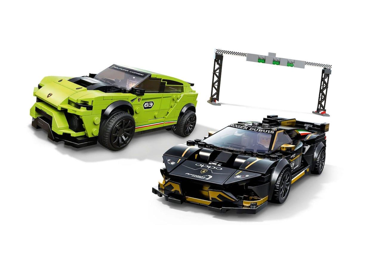 ランボルギーニとLEGOがパートナーシップを締結! テクニックシリーズの発売を決定