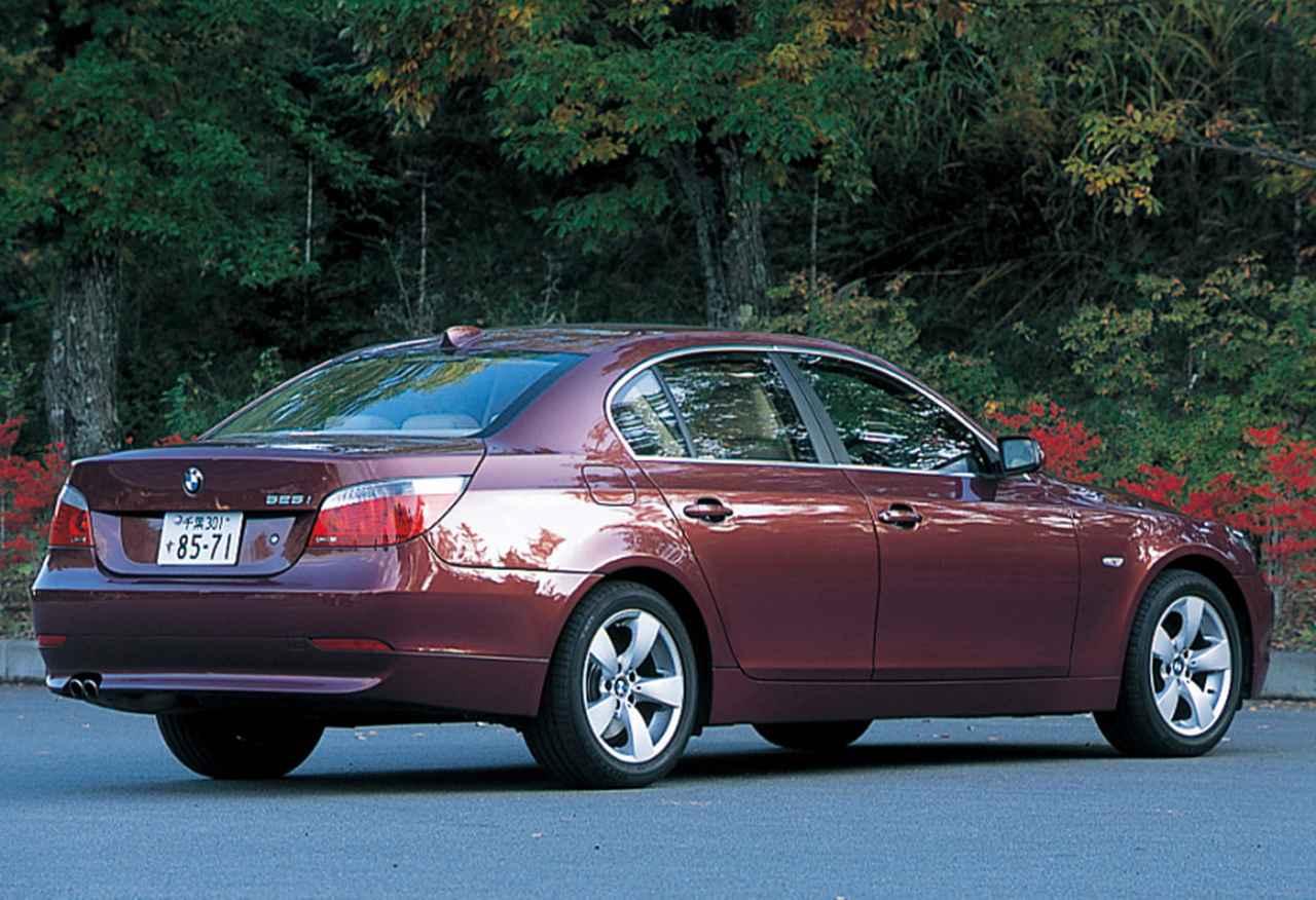 【ヒットの法則133】5代目BMW5シリーズは2005年の年次改良で大きく進化していた