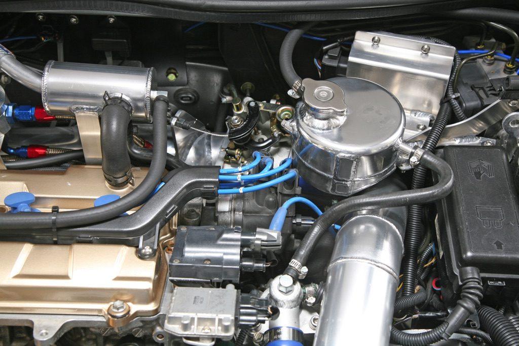 「パワーを求めて3Sターボを換装したBMWミニの衝撃」3速でもホイールスピンが止まらないジャジャ馬っぷり!