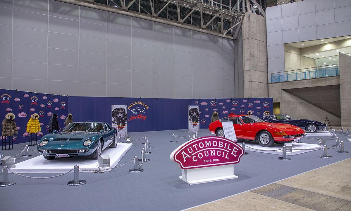 クラシックカーが一堂に会する! オートモビルカウンシル2020が幕張メッセで開催