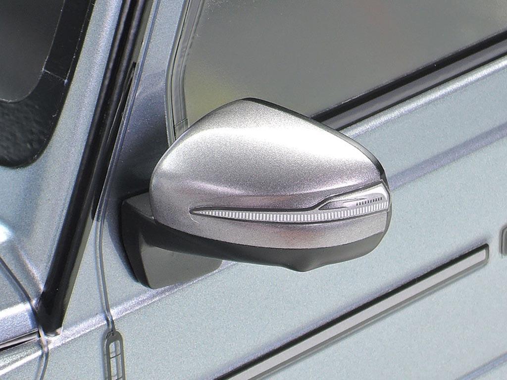 新製品【タミヤ】Gクラスのスタイルと走りの両方を再現した電動RCカー