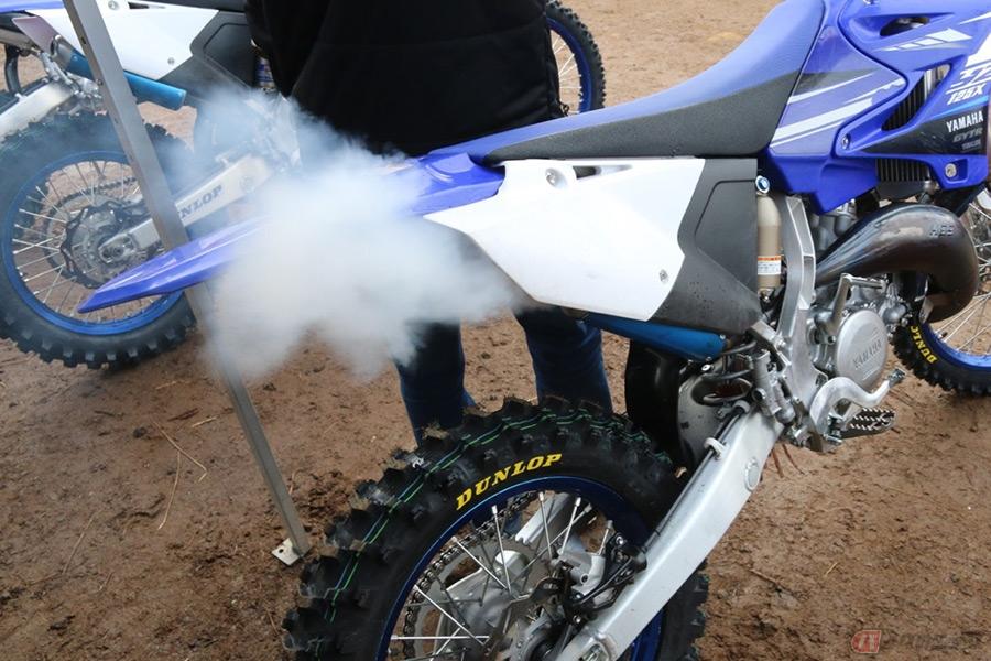 2ストバイクの現行モデル 毎年新型が登場するエンデューロの世界