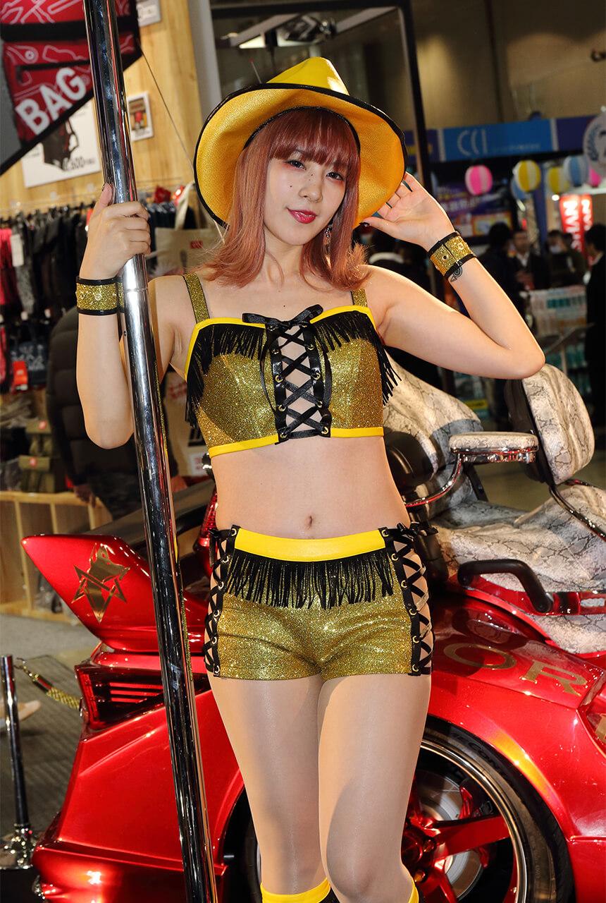 【東京オートサロン2020】綺麗所を集めました! キャンギャル&コンパニオン フォトギャラリー(その1)