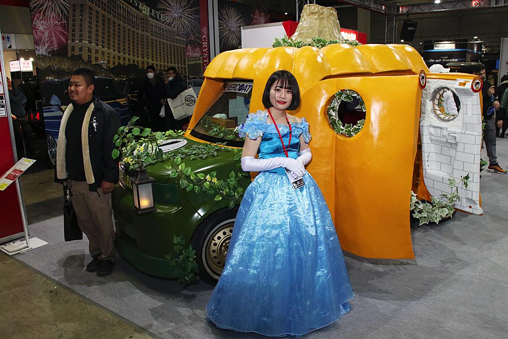 「自動車業界の未来は明るい!?」将来を担う学生パワー爆発のトヨタ自動車大学校【東京オートサロン2020】