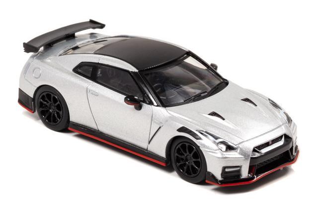 小さくても存在感バツグン! 日産GT-R NISMO 2020年モデルの64分の1スケールモデルカーがヒコセブンより発売