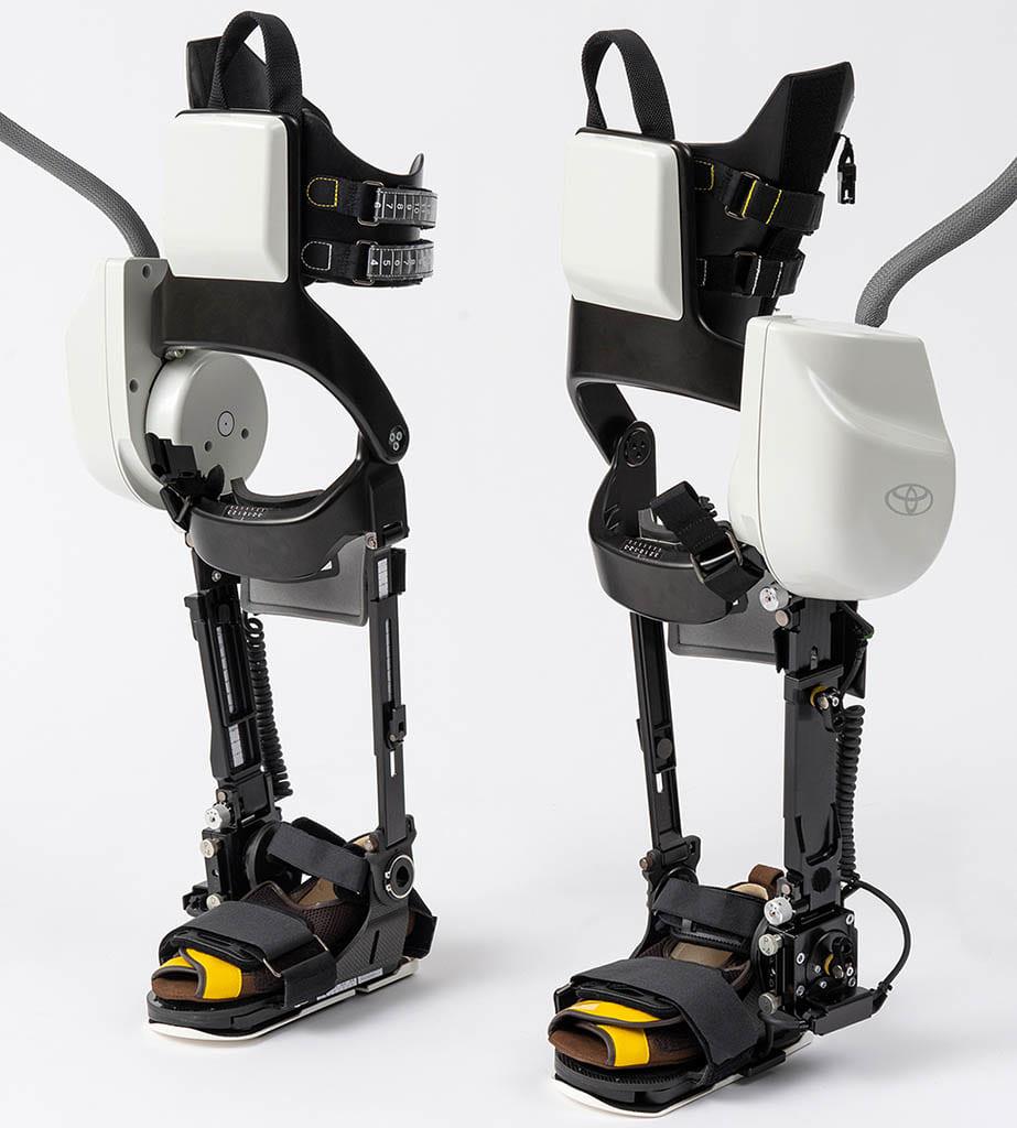 トヨタがリハビリ支援ロボットをリニューアル
