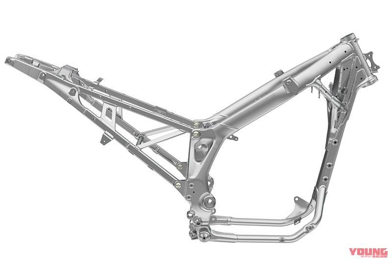 '20ホンダ新型アフリカツイン・テストライド【フルモデルチェンジで約4kg軽量化】