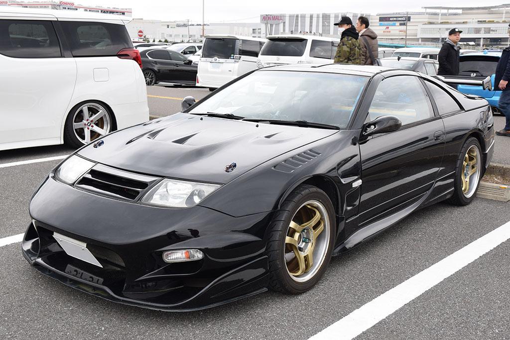 「東京オートサロンは駐車場が面白い」検問を乗り越えてやってきた熱きチューンド達!【パーキングオートサロンpart.3】