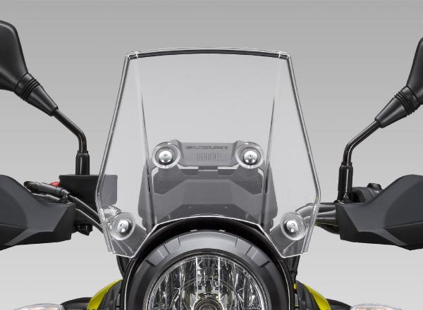初心者でも扱いやすい250ccの本格アドベンチャーツアラー、スズキ「V-Strom 250」