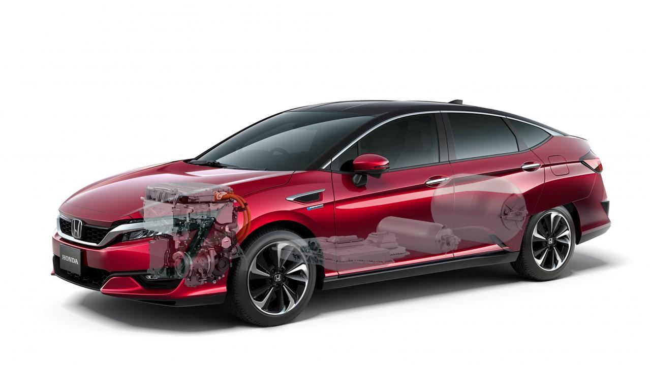 いすゞとHondaが燃料電池(FC)大型トラックの共同研究契約を締結