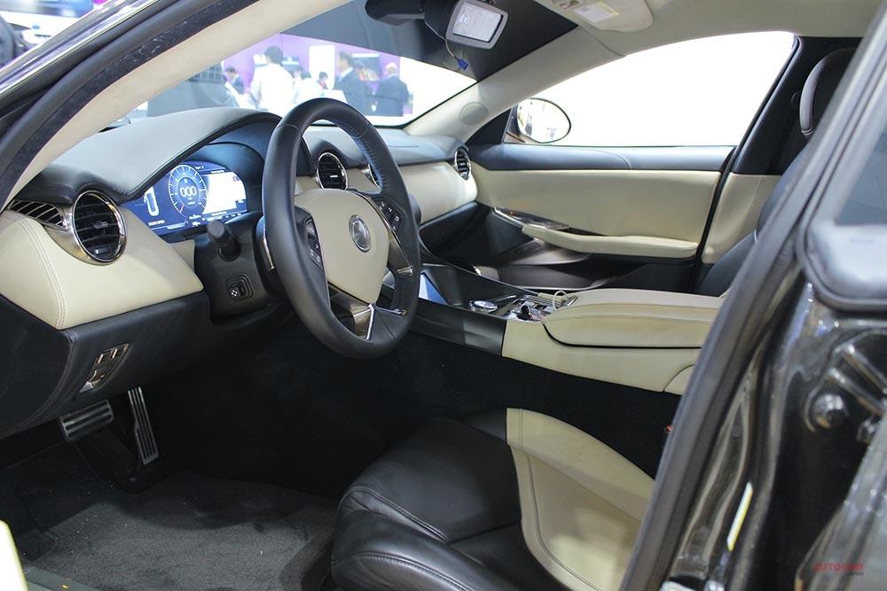 【カルマ・レヴェーロ 上陸】ブラックベリーQNX、統合コクピットのデモカーに オートモーティブワールド
