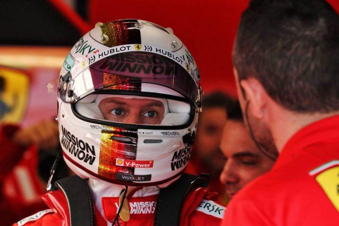元F1ドライバーのベルガー、ベッテルはキャリア終盤を迎えるも「豊富な経験がある」と期待