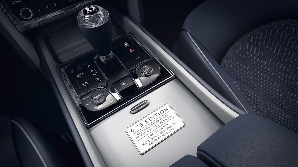 伝統の6.75L V8エンジンを搭載した「ベントレー・ミュルザンヌ」のファイナルモデルが発売!