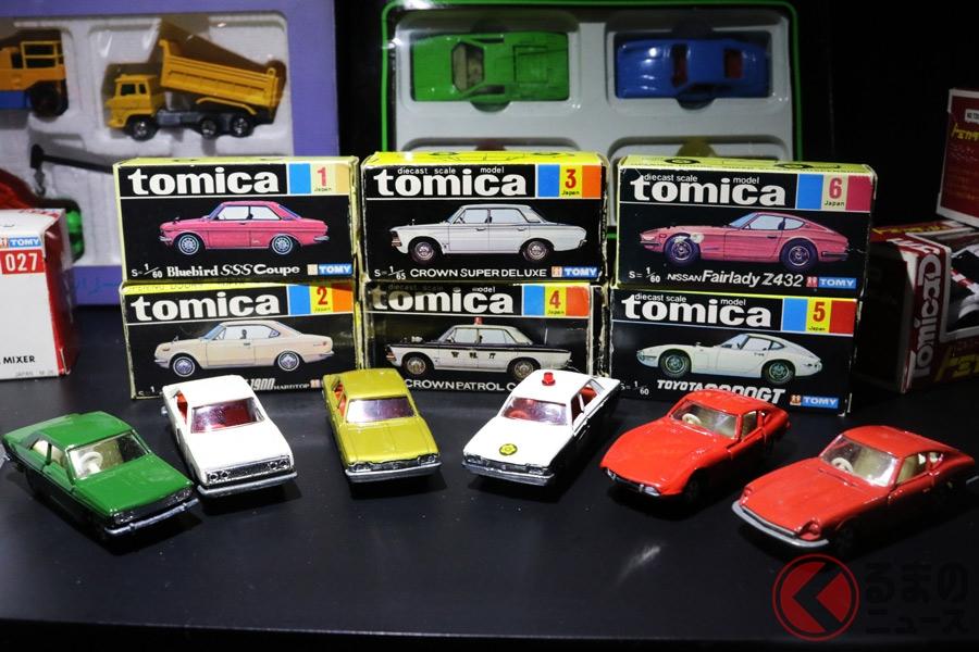 日本のミニカー「トミカ」が50周年! 親子3世代から愛され続けた理由とは
