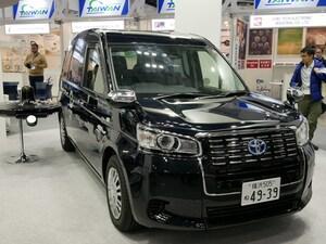 日本のトップランナーが出展したJPN TAXIを自動運転化するキットに注目度マックス!(第12回オートモーティブワールド)